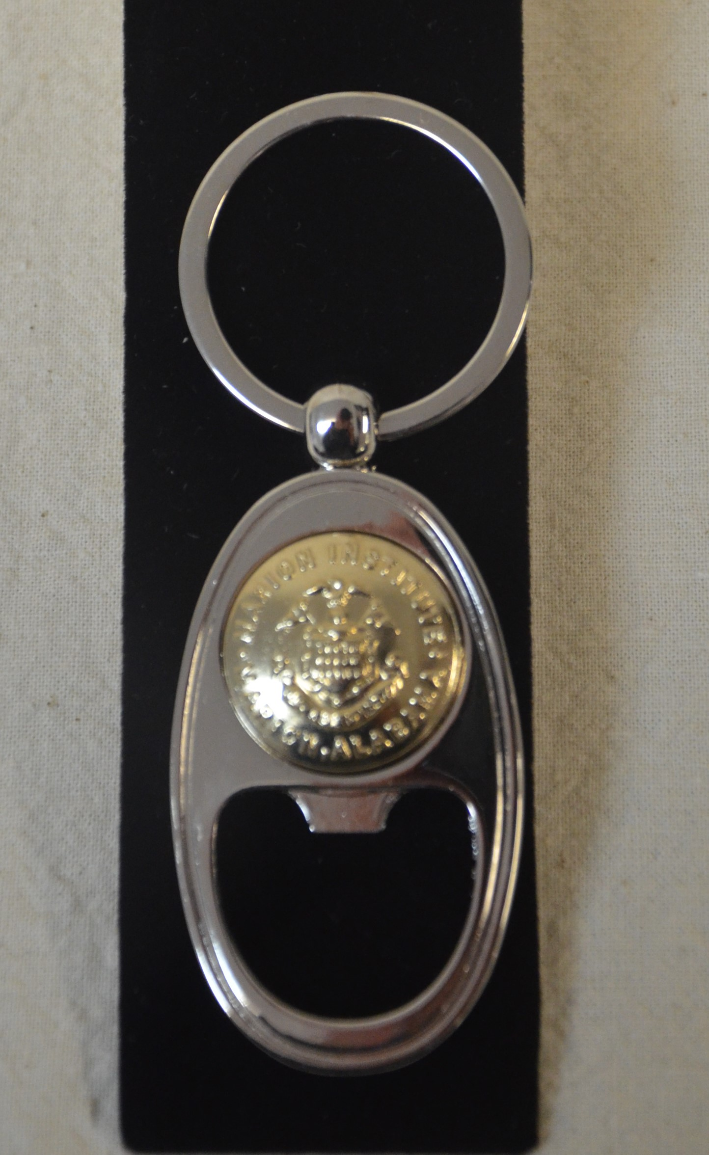 Image For MMI BUTTON KEY CHAIN