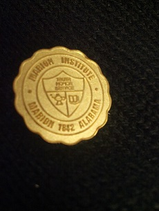 Image For GOLD SEAL LAPEL PIN